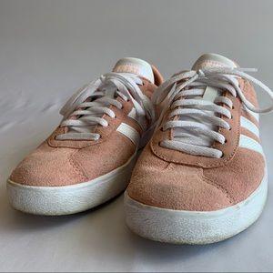 Pink Women's Suede Adidas